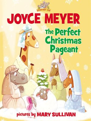 cover image of Perfect Christmas Pageant