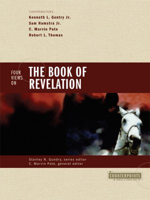 cover image of Four Views on the Book of Revelation