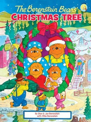 cover image of The Berenstain Bears' Christmas Tree
