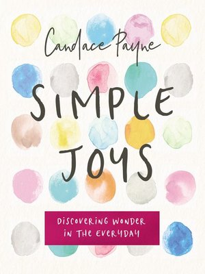 cover image of Simple Joys