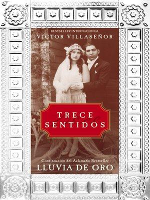 cover image of Trece Sentidos