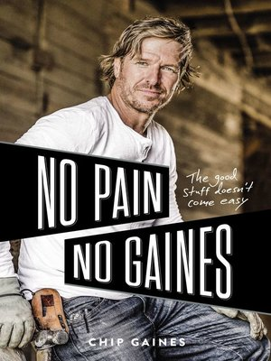 cover image of No Pain, No Gaines
