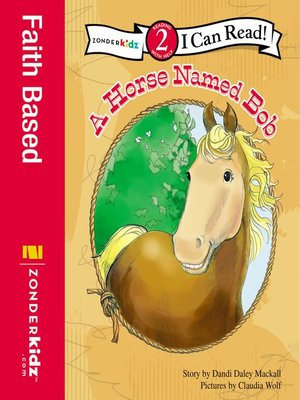 cover image of A Horse Named Bob