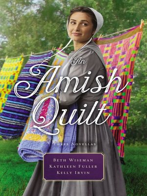 cover image of An Amish Quilt