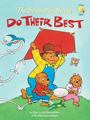 cover image of The Berenstain Bears Do Their Best