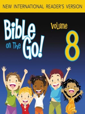 cover image of Bible on the Go, Volume 8