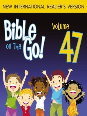 cover image of Bible on the Go, Volume 47