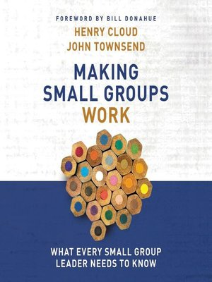 cover image of Making Small Groups Work