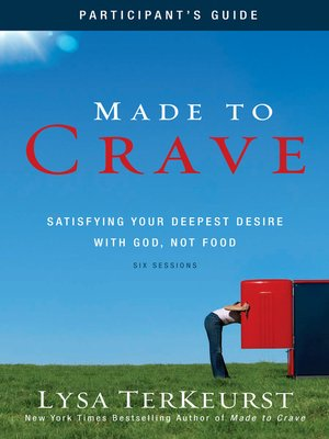 cover image of Made to Crave Participant's Guide