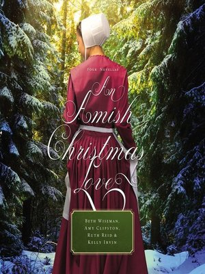 cover image of An Amish Christmas Love