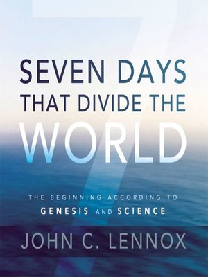 cover image of Seven Days That Divide the World