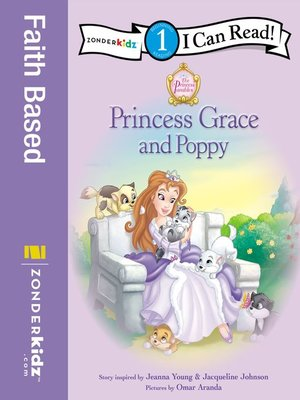 cover image of Princess Grace and Poppy