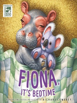 cover image of Fiona, It's Bedtime