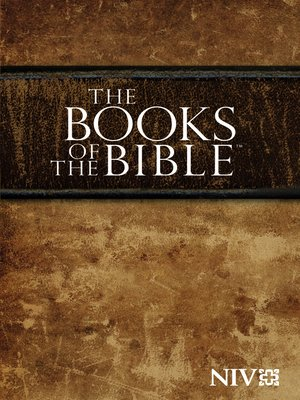 cover image of The Books of the Bible (NIV)