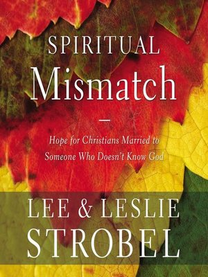cover image of Spiritual Mismatch