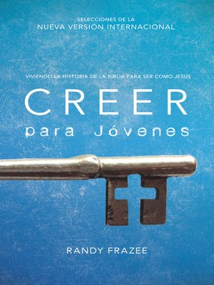 cover image of Creer para jóvenes