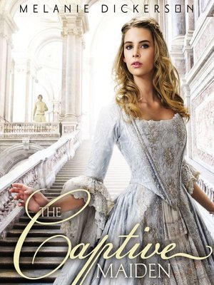 cover image of The Captive Maiden