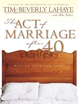 cover image of The Act of Marriage After 40