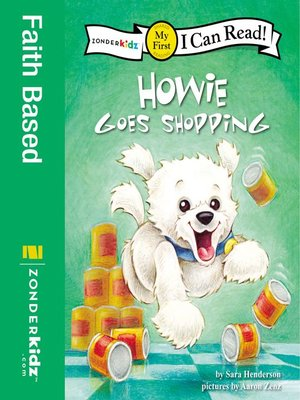 cover image of Howie Goes Shopping