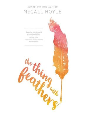 cover image of The Thing with Feathers