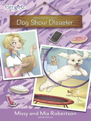 cover image of Dog Show Disaster