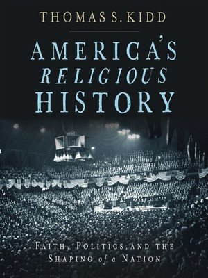 cover image of America's Religious History