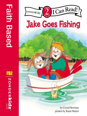 cover image of Jake Goes Fishing