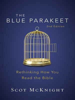 cover image of The Blue Parakeet, 2nd