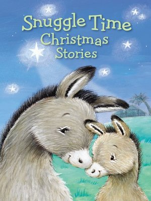 cover image of Snuggle Time Christmas Stories