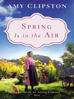 cover image of Spring Is in the Air