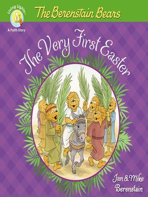 cover image of The Berenstain Bears the Very First Easter