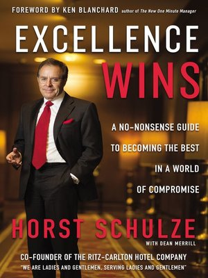 cover image of Excellence Wins