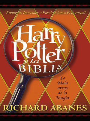 cover image of Harry Potter y la Biblia
