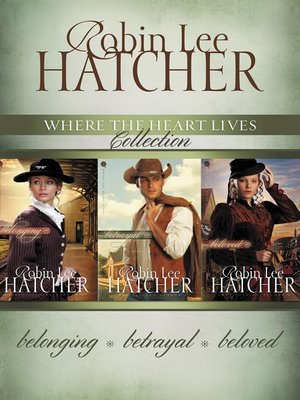 cover image of The Where the Heart Lives Romance Collection