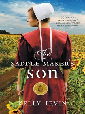 cover image of The Saddle Maker's Son