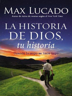 cover image of La Historia de Dios, tu historia
