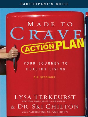 cover image of Made to Crave Action Plan Participant's Guide