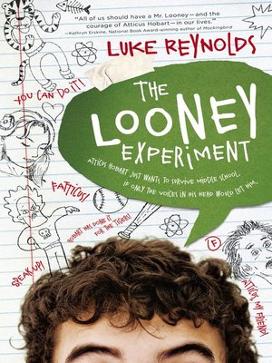 cover image of The Looney Experiment