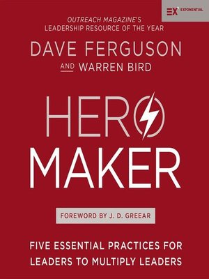 cover image of Hero Maker
