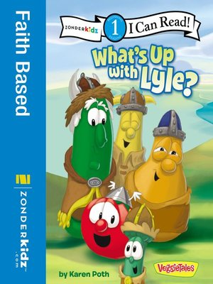 cover image of What's Up with Lyle?