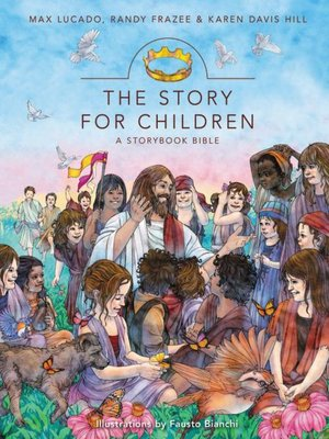 cover image of The Story for Children, a Storybook Bible