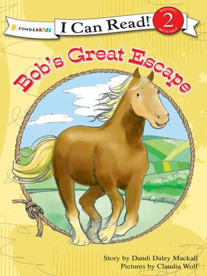 cover image of Bob's Great Escape