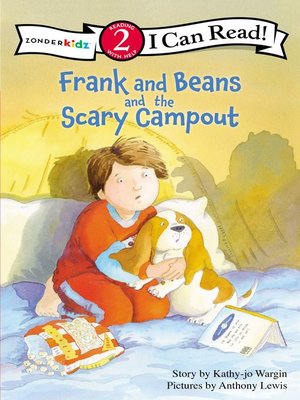 cover image of Frank and Beans and the Scary Campout