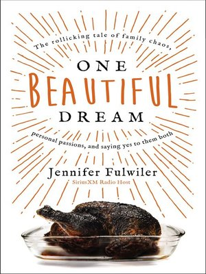 cover image of One Beautiful Dream