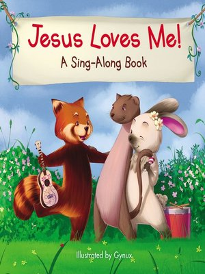 cover image of Jesus Loves Me