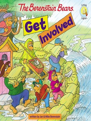 cover image of Berenstain Bears Get Involved