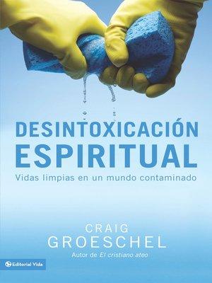 cover image of Desintoxicación espiritual