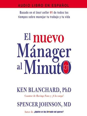 cover image of El nuevo mánager al minuto (One Minute Manager)