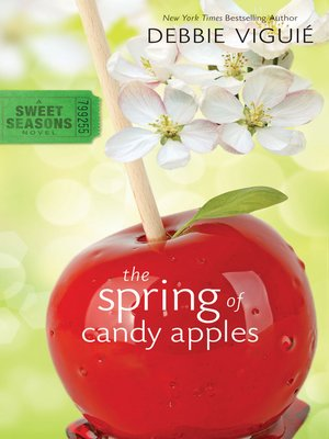 cover image of The Spring of Candy Apples