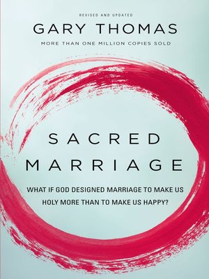 cover image of Sacred Marriage